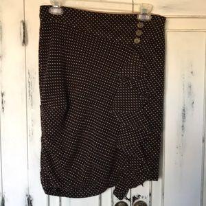 Anthropologie skirt size 6